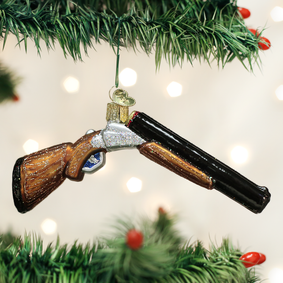Shotgun Ornament