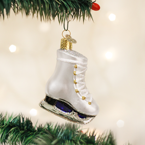 Ice Skate Ornament