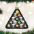 Billiard Balls Ornament