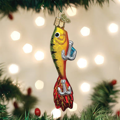 Fishing Lure Ornament