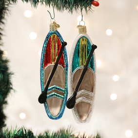 Stand Up Paddle Board (a) Ornament