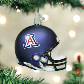 Arizona Helmet Ornament