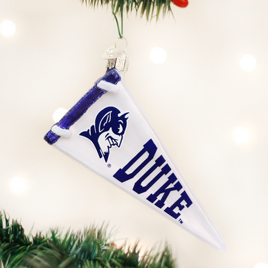 Duke Pennant Ornament