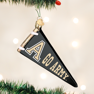 Army Pennant Ornament