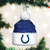 Indianapolis Colts Beanie Ornament