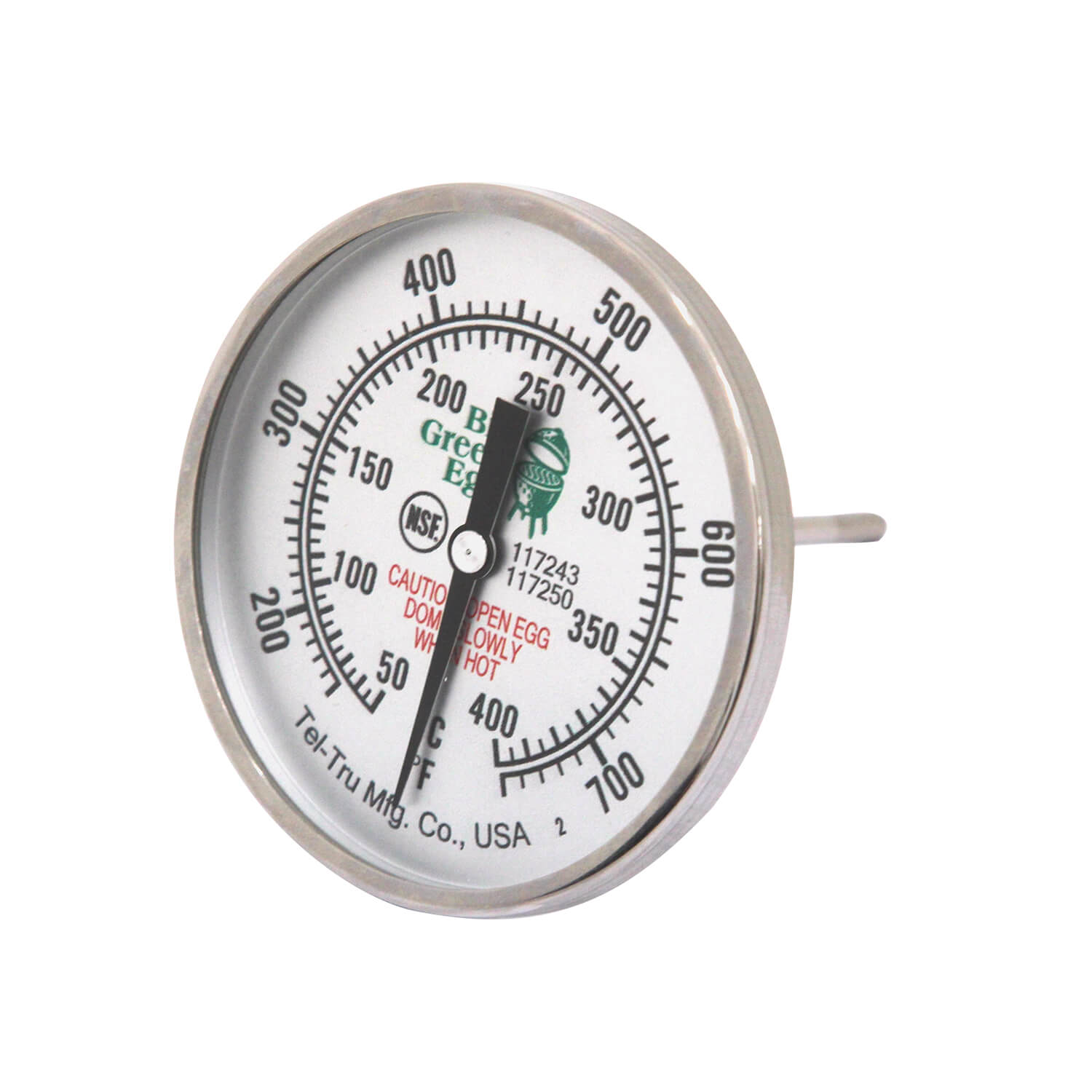 Temperature Gauge – 3″ Dial