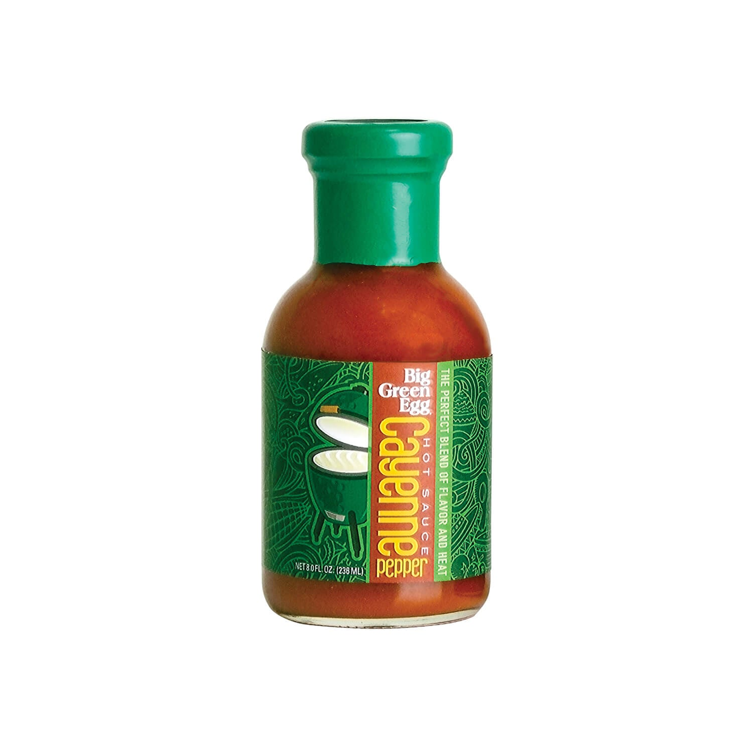 Big Green Egg Hot Sauces