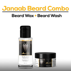 Janaab Beard Combo (Pack of 2)