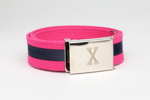 Womens Belt with Custom buckle