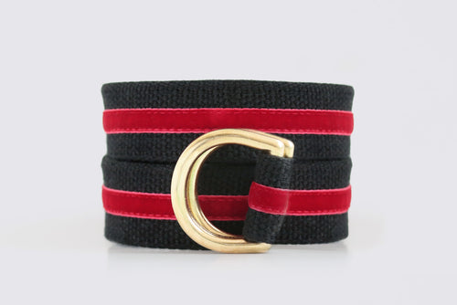 Ladies D RING BELT