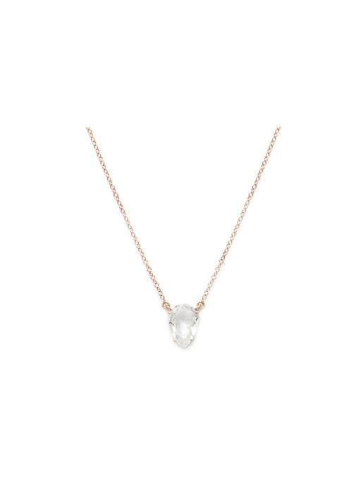 Leah Alexandra  Asana Necklace - Moonstone