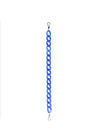 Hvisk  Resin Purse Strap Blue