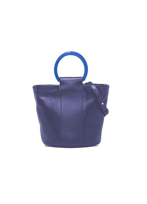 Gianni Chiarini  Colorella Bag - Blue