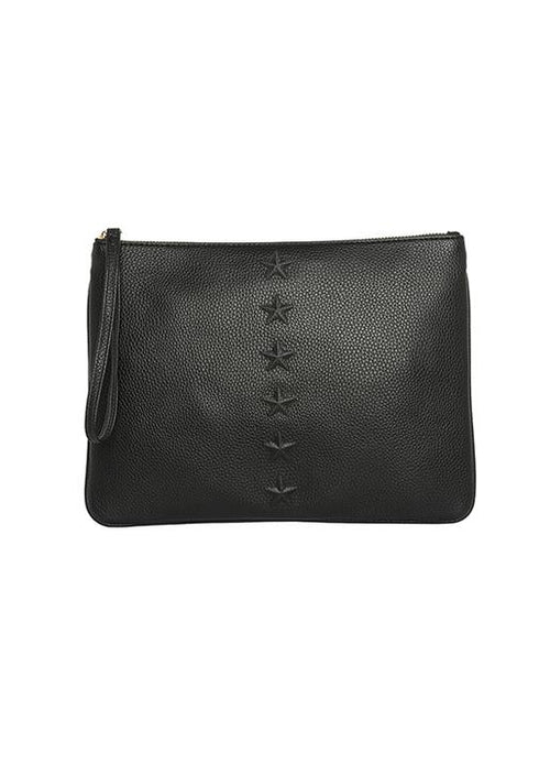 Ela Handbags  Editors Pouch Star