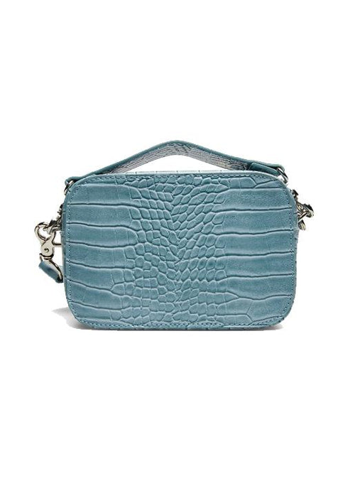 Hvisk  Glaze Cayman Bag - Baby Blue
