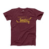 Men's Hockey T-Shirt, Port