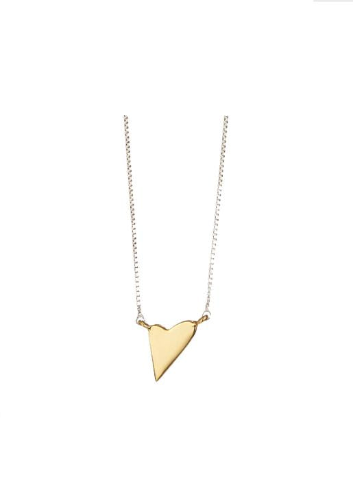 Jenny Bird  Lovestruck Pendant Gold