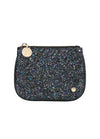 Stephanie Johnson  Mini Flat Pouch Black