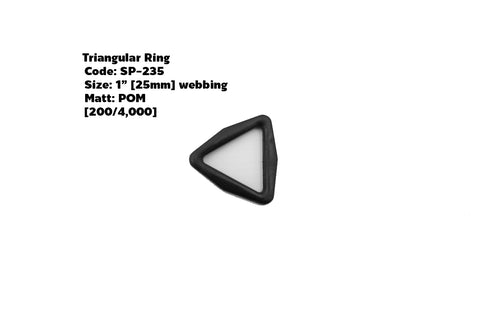 Triangular Ring. SP-235