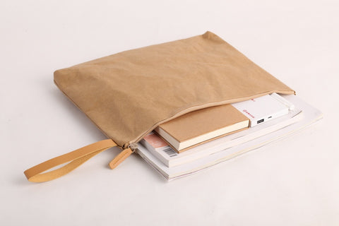 Zipper Pen Bag D-4907 A4