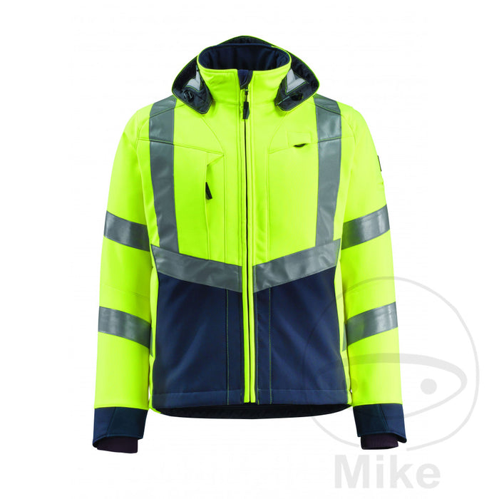 JACKET SOFTSHELL GR.S