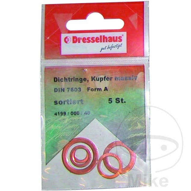SEALING RING KIT KUPF MAS 7603A