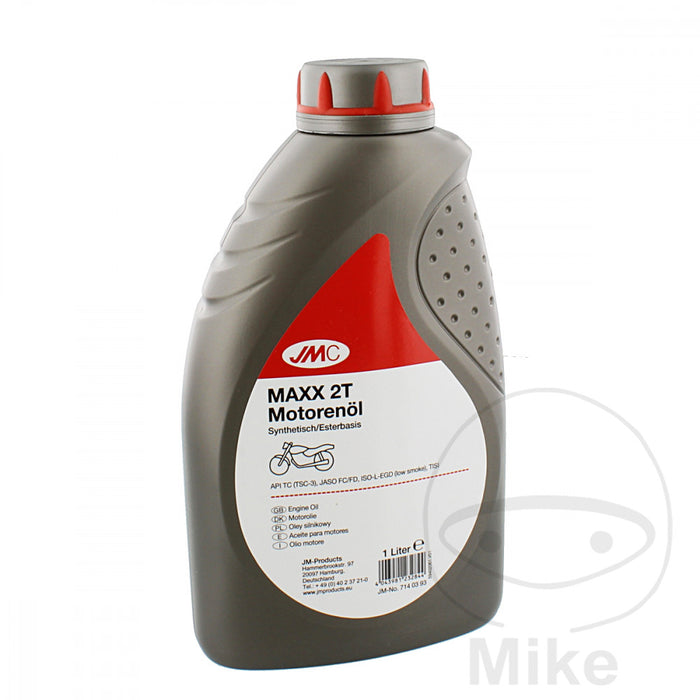 2 STROKE ENGINE OIL 1L JMC