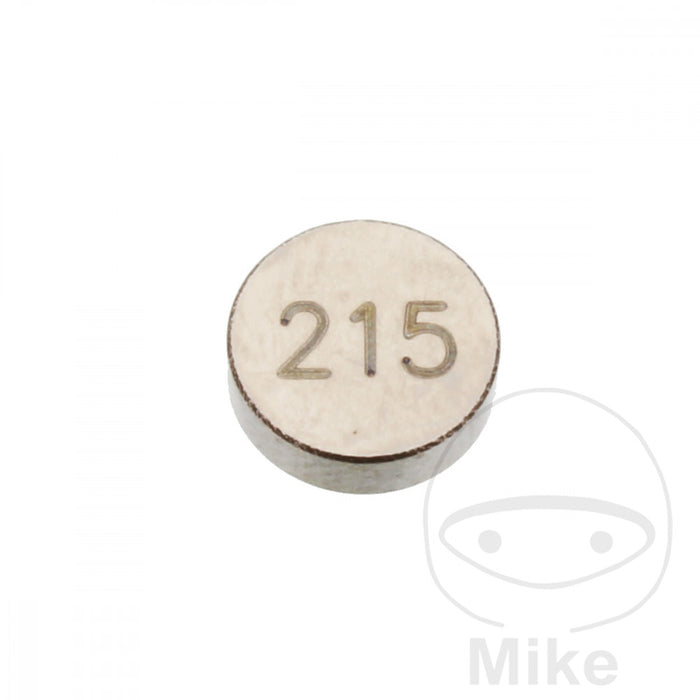 JMP VALVE SHIM 7.5MM 2.15 