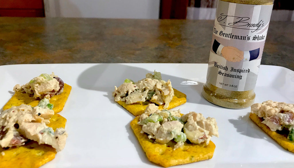 Gentleman's Shake Chicken Salad