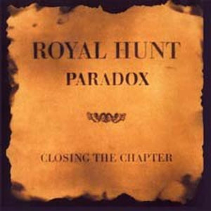 Paradox / Closing The Chapter