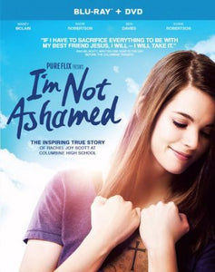Pure Flix Entertainment DVD-I'm Not Ashamed (Blu-Ray)