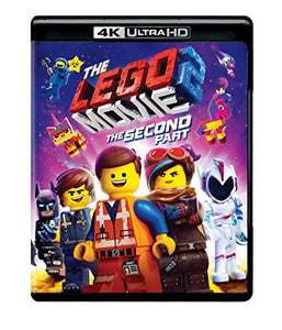 LEGO Movie 2,The: The Second Part [4K + Blu-ray]