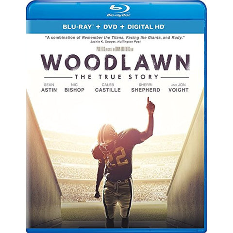 Woodlawn [Blu-ray/DVD]