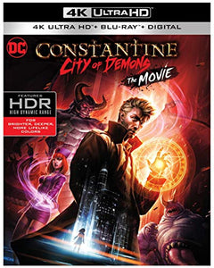 Constantine: City of Demons (4K Ultra HD/Blu-ray)