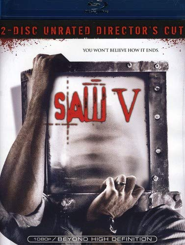 Saw V - 2 Disc Director's Cut [Blu-ray]