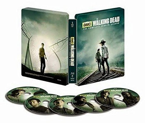 Walking Dead: Season 4 [Blu-ray]