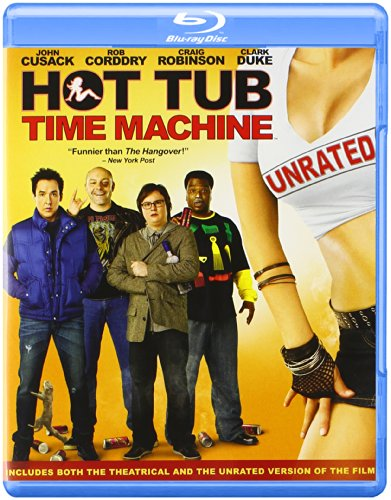 Hot Tub Time Machine Blu-ray