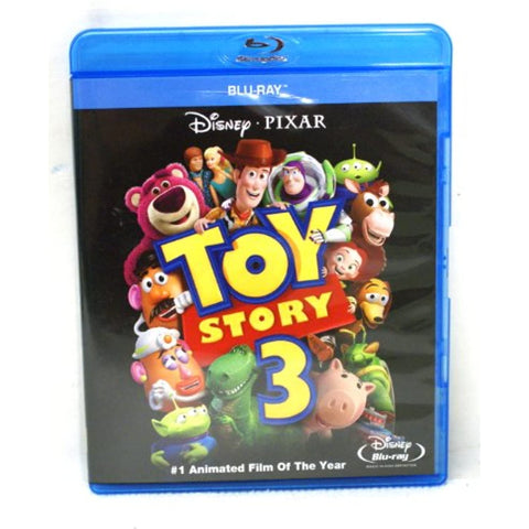 Toy Story 3 - Movie Only Blu-Ray