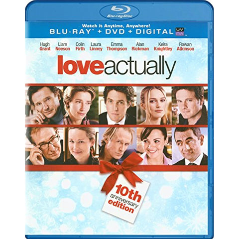 Love Actually (Blu-Ray / DVD)