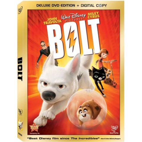 Bolt (Two-Disc Deluxe Edition + Digital Copy)