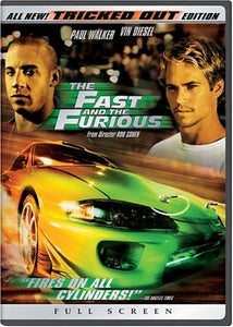 The Fast and the Furious (Full Screen Tricked Out Edition)