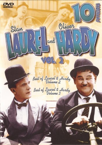 Laurel and Hardy vol. 2