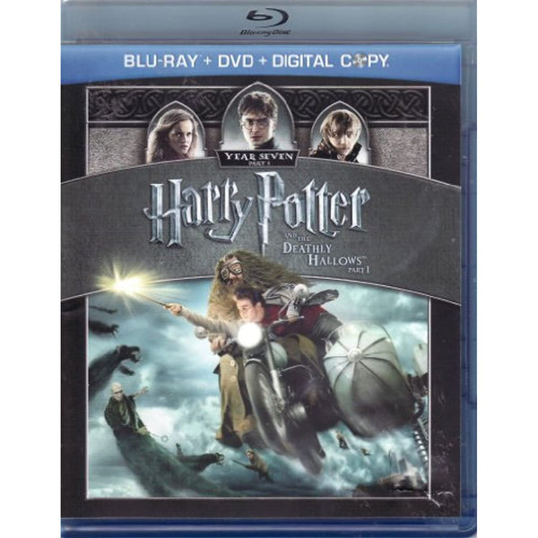 Harry Potter and the Deathly Hallows Part 1 Blu-ray / DVD