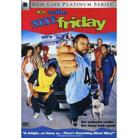 Next Friday (DVD)