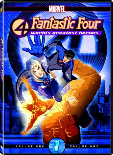 Fantastic Four - World's Greatest Heroes, Volume 1