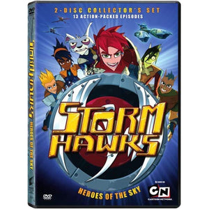 Storm Hawks Collector's Set: Heroes of the Sky
