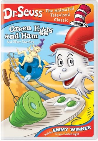 Dr. Seuss - Green Eggs and Ham and Other Favorites (Grinch Night)
