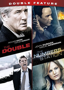 Double, The/Numbers Station/Double Feature [Blu-ray]