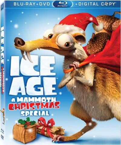 Ice Age: A Mammoth Christmas Special (Blu-ray/DVD Combo)