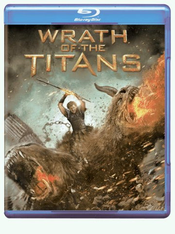 Wrath of the Titans (Blu-ray) [Blu-ray]